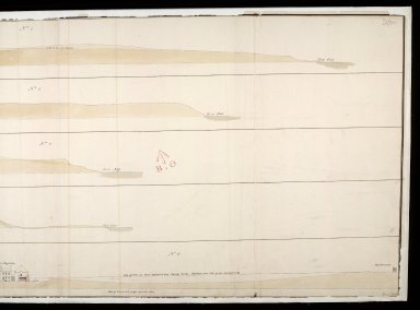 [Sections of Fort Augustus, 1747] : No.1, No.2, No.3, No.4 and No.5 [copy] [2 of 2]