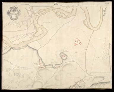 A Plan of the barrack at Ruthven in Badenoch anno 1719 [copy] [1 of 1]