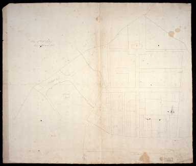[A plan of Port Glasgow] [1 of 1]
