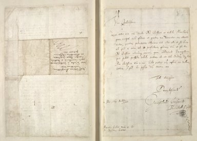 [A collection of ALS to Sir John Scot, Lord Scotstarvet, from W.J. and Joan Blaeu, Amsterdam] [04 of 27]