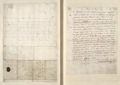 [A collection of ALS to Sir John Scot, Lord Scotstarvet, from W.J. and Joan Blaeu, Amsterdam] [05 of 27]