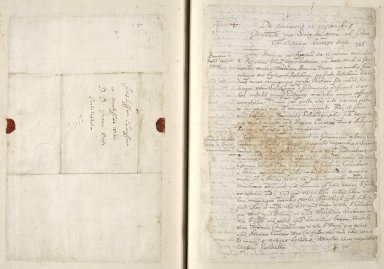 [A collection of ALS to Sir John Scot, Lord Scotstarvet, from W.J. and Joan Blaeu, Amsterdam] [20 of 27]