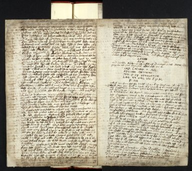 [Drafts in the hand of Sir Robert Sibbald, on Scottish antiquities, history, and topography] [09 of 18]