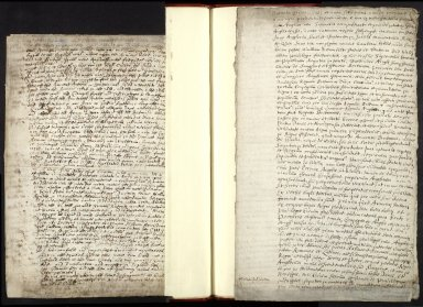 [Drafts in the hand of Sir Robert Sibbald, on Scottish antiquities, history, and topography] [10 of 18]