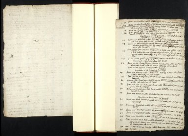 [Drafts in the hand of Sir Robert Sibbald, on Scottish antiquities, history, and topography] [16 of 18]