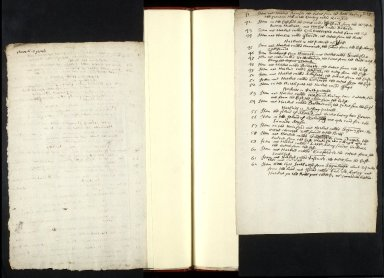 [Drafts in the hand of Sir Robert Sibbald, on Scottish antiquities, history, and topography] [17 of 18]