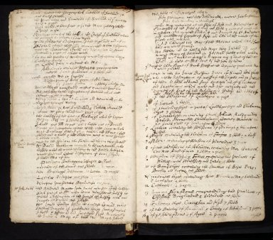 Lists of manuscripts relating to the geography of Scotland belonging to, or seen by, Sir Robert Sibbald [06 of 20]