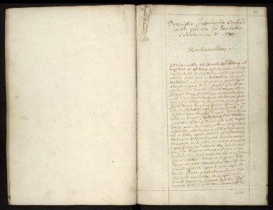 Descriptio Insularum Orchadiarum [01 of 10]