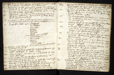 Ane Account of the manuscripts, informations, and printed books sent for compyling the Description of Scotland [2 of 7]