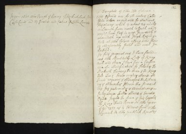 Materials for Argyle Bute & Dunbartoun 1710. [16 of 25]