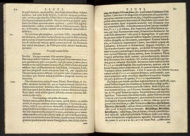 Britannia, sive, florentissimorvm regnorvm, Angliæ, Scotiæ, Hiberniæ, et insularum adiacentium ex intima antiquitate chorographica descriptio [02 of 13]