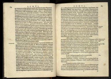 Britannia, sive, florentissimorvm regnorvm, Angliæ, Scotiæ, Hiberniæ, et insularum adiacentium ex intima antiquitate chorographica descriptio [04 of 13]