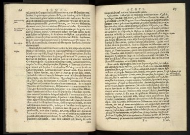 Britannia, sive, florentissimorvm regnorvm, Angliæ, Scotiæ, Hiberniæ, et insularum adiacentium ex intima antiquitate chorographica descriptio [05 of 13]