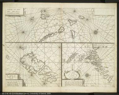Verthooninge vande Eijlanden Hebrides gelegen achter de Noordwesthoeck van Schotlandt [1 of 1]