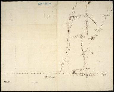 Plan of Glengerroch [1 of 1]