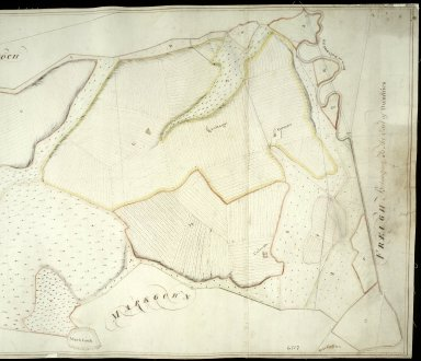 A Plan of the Farm of Culman Belonging to the Right Hon. The Earl of Stair [2 of 2]
