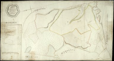 A Plan of the Farm of Culman Belonging to the Right Hon. The Earl of Stair [1 of 1]