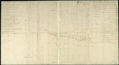 Sketch of the Town and Territory of Auchincrow [1 of 1]