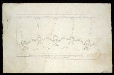 [Sketch plans of unidentified fortifications; Nos. 1-5] [1 of 5]