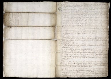 [Report of the Committee of Privy Council] for examining Mr Adair's procedure in the matter of the mapps of Scotland [...] [1 of 2]
