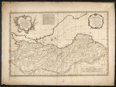 Compleat and Exact MAP OF THE LOTHIANS Containing the Shires of EDINBURGH, HADDINGTON and LINLITHGOW ; with a View of the Country from Stirlingshire to Berwickshire [1 of 1]
