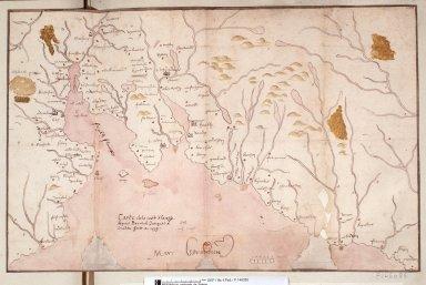 Carte de la coste d'Escosse depuis Barwick jusques a Cruden faite en 1559. [1 of 1]