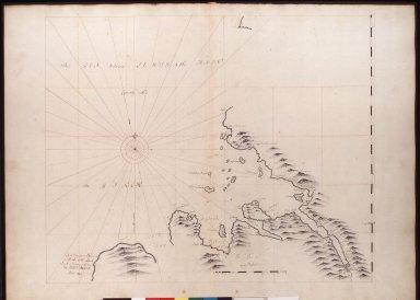 Loch Brain or Broom with the litle Loch, Loch Grunard &ceta, [1 of 1]