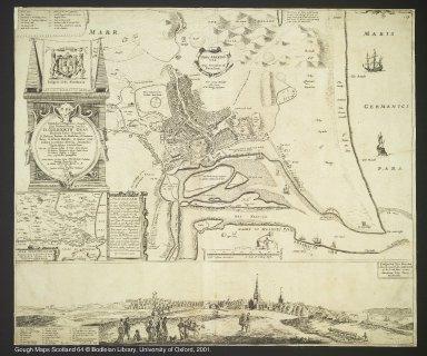 URBS ABREDONIA = The newtown of Aberdeen [1 of 1]