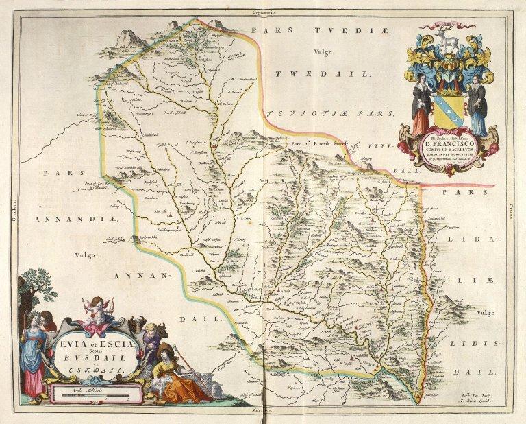[Geographiae Blavianae] [Also known as: Atlas major] [046 of 153]