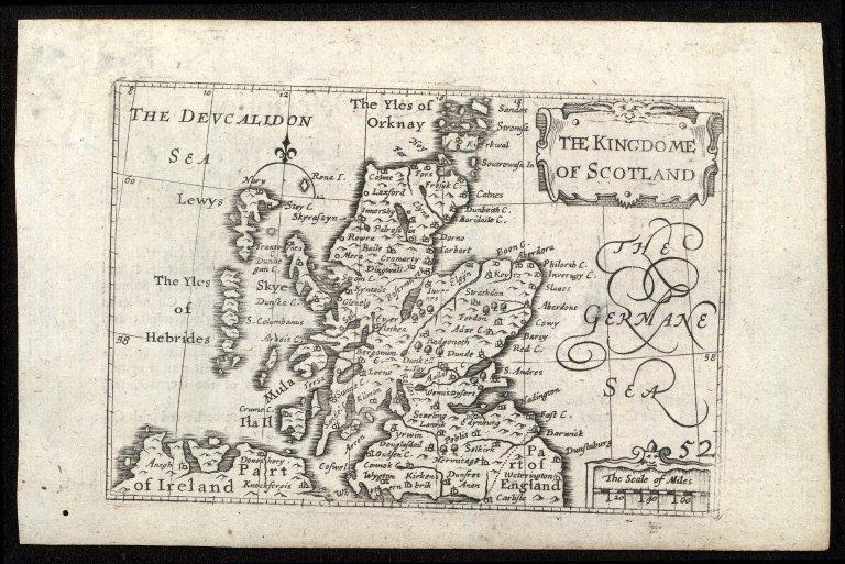 The Kingdome of Scotland [1 of 1]