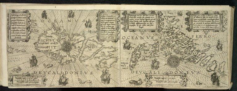 Beschrijvinghe [...] Schetlant [i.e. Shetland], [...] [1 of 1]