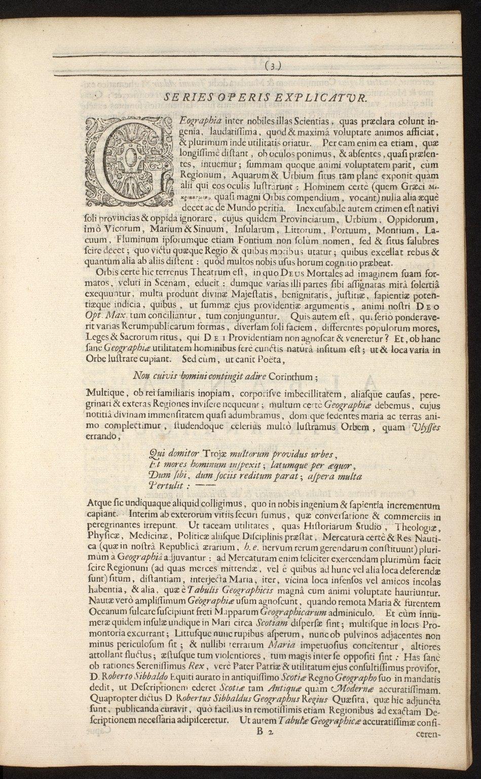 Nuncius Scoto-Britannus, sive admonitio de Atlante Scotico [04 of 18]