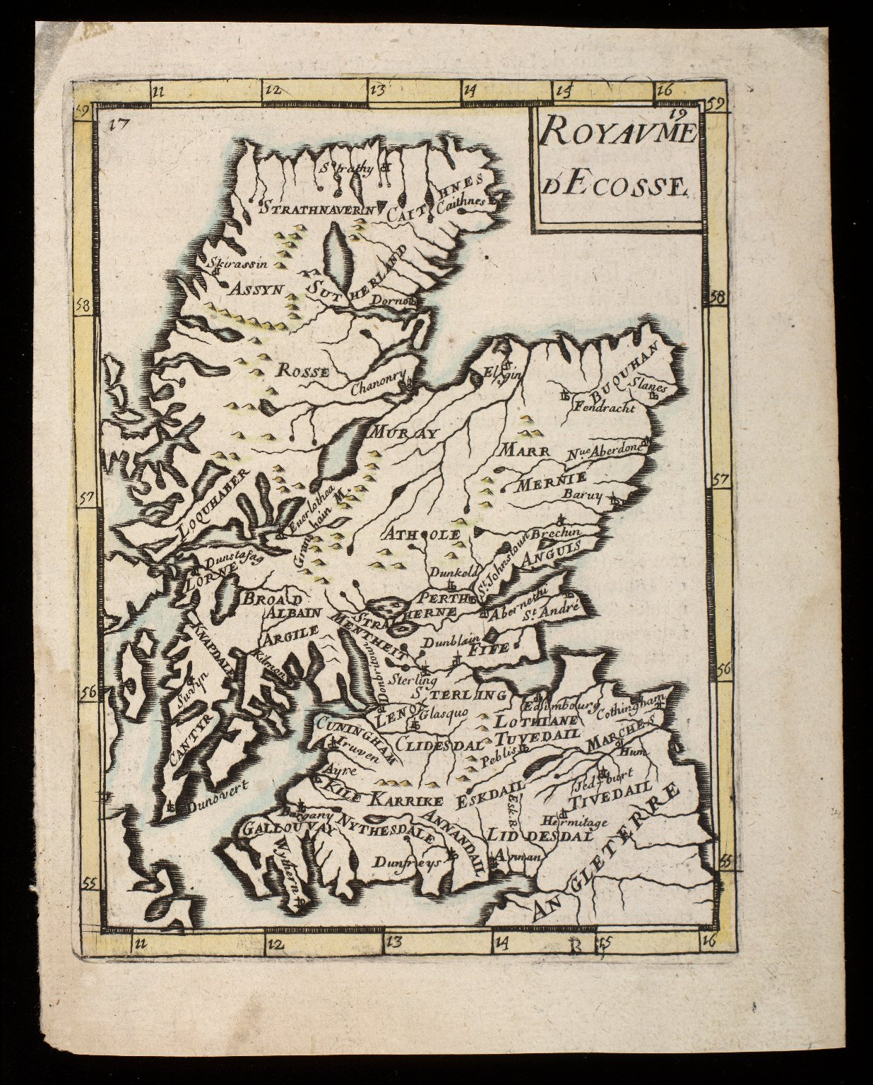 Royaume d'Ecosse [1 of 2]