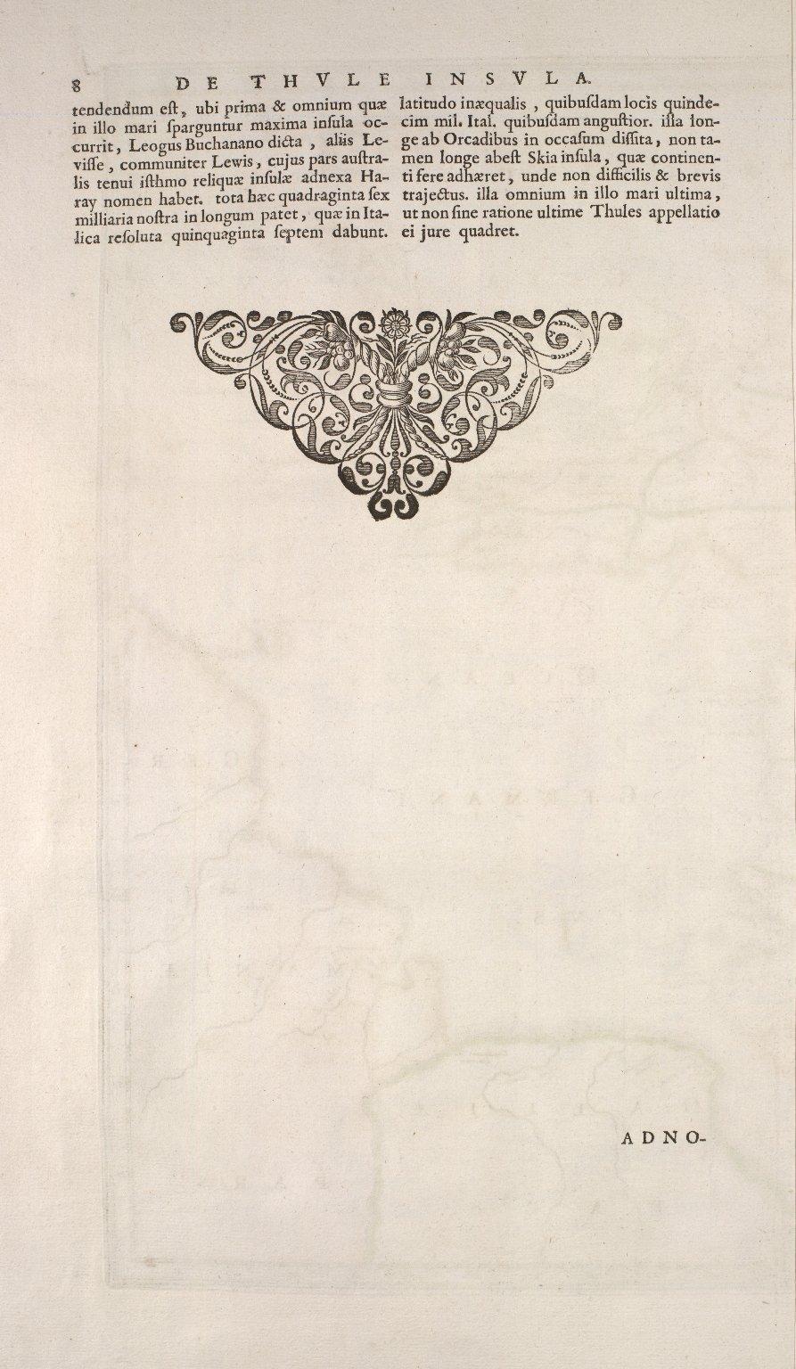 Insululae Albion et Hibernia cum minoribus adjacentibus [3 of 3]