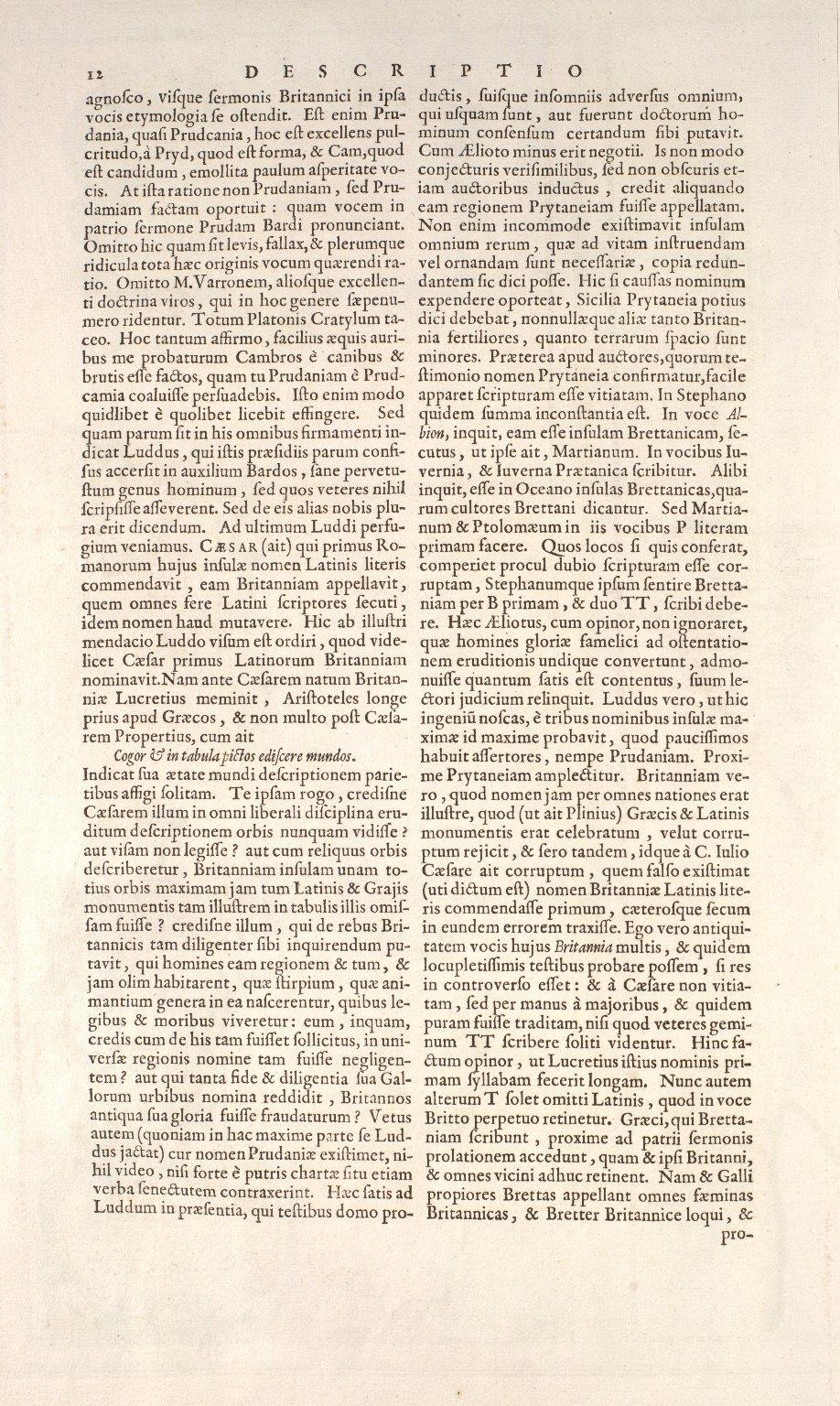 Scotia regnum cum insulis adjacentibus [3 of 3]