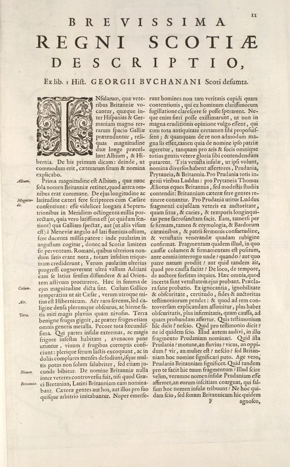 Scotia regnum cum insulis adjacentibus [1 of 3]