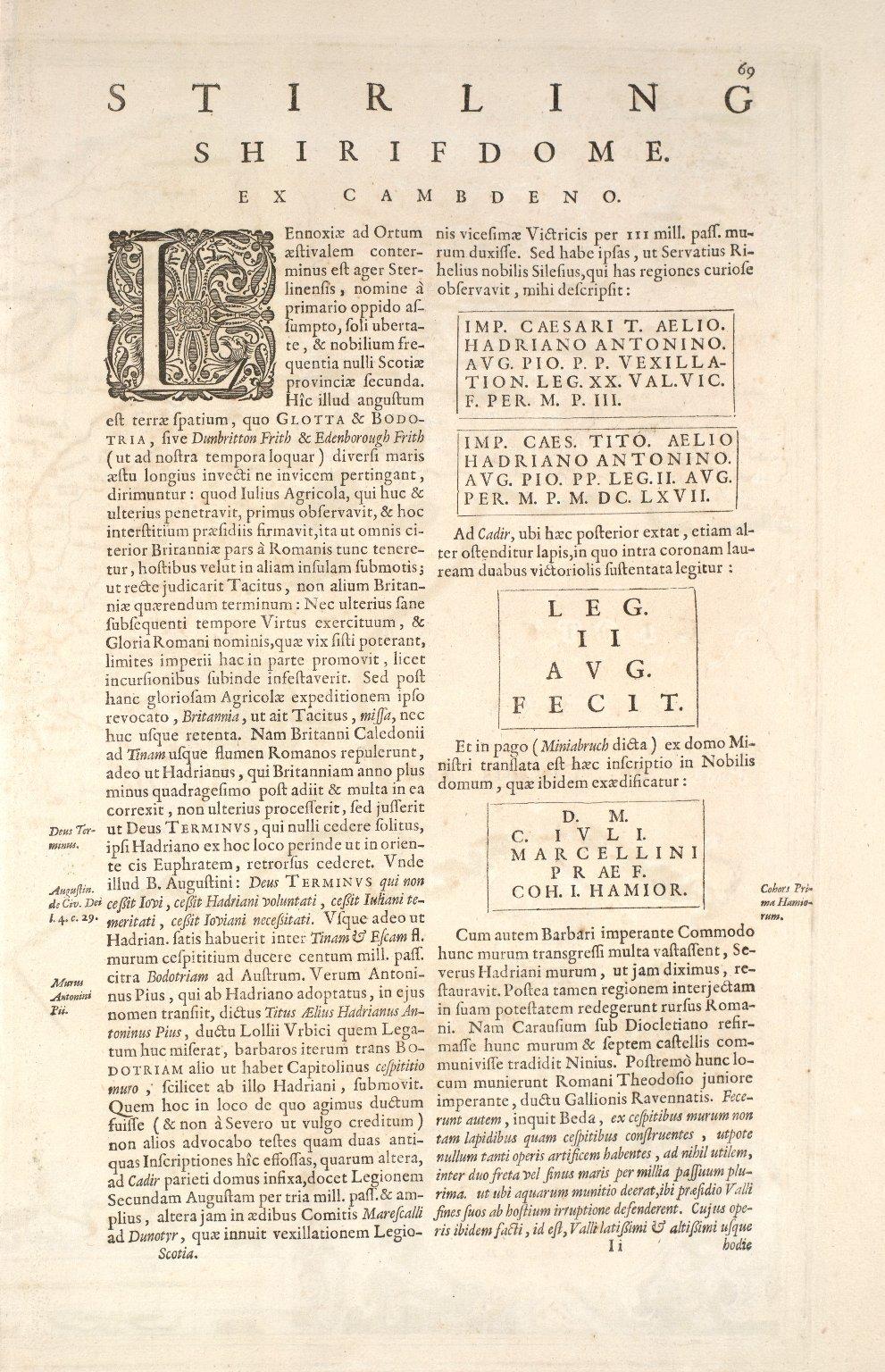 Sterlinensis praefectura, [vulgo], Sterlin-Shyr [1 of 3]