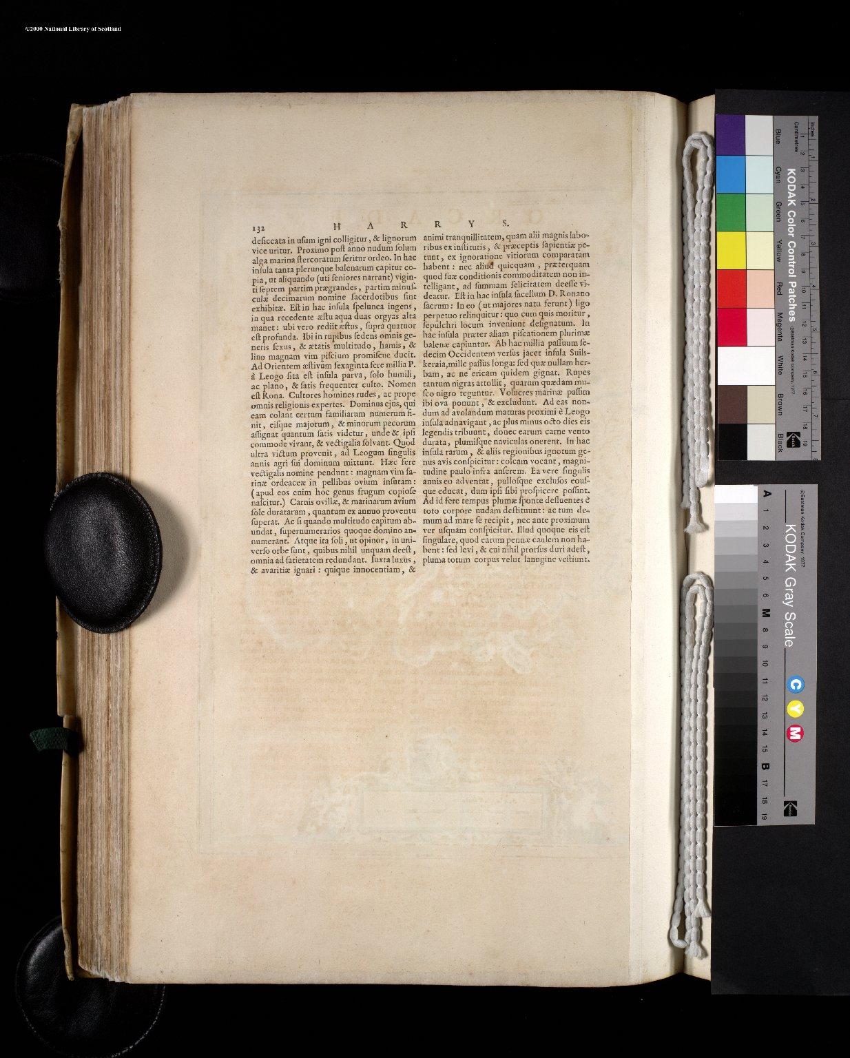 LEOGVS et HARIA, insulae ex Aebudarum numero, quae , quamquam isthmo cohaereant, pro diversis habentur. [3 of 3]