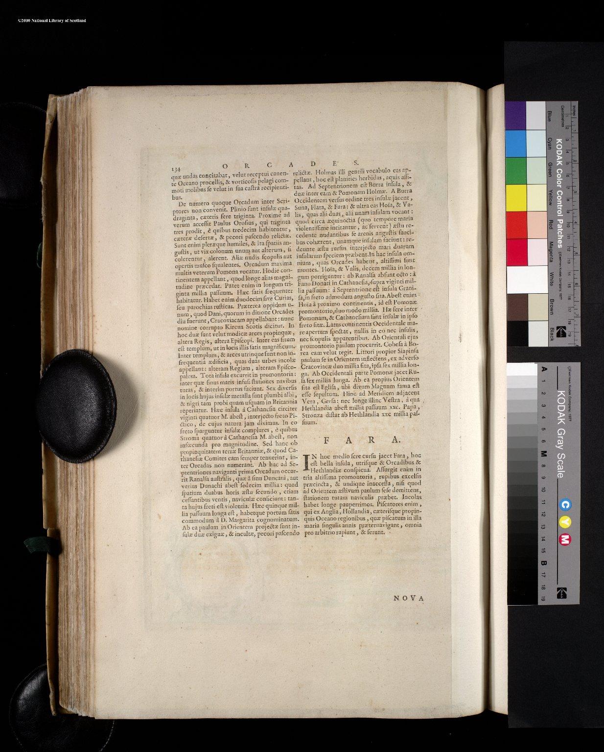Orcadum et Schetlandiae Insularum accuratissima descriptio. [3 of 3]