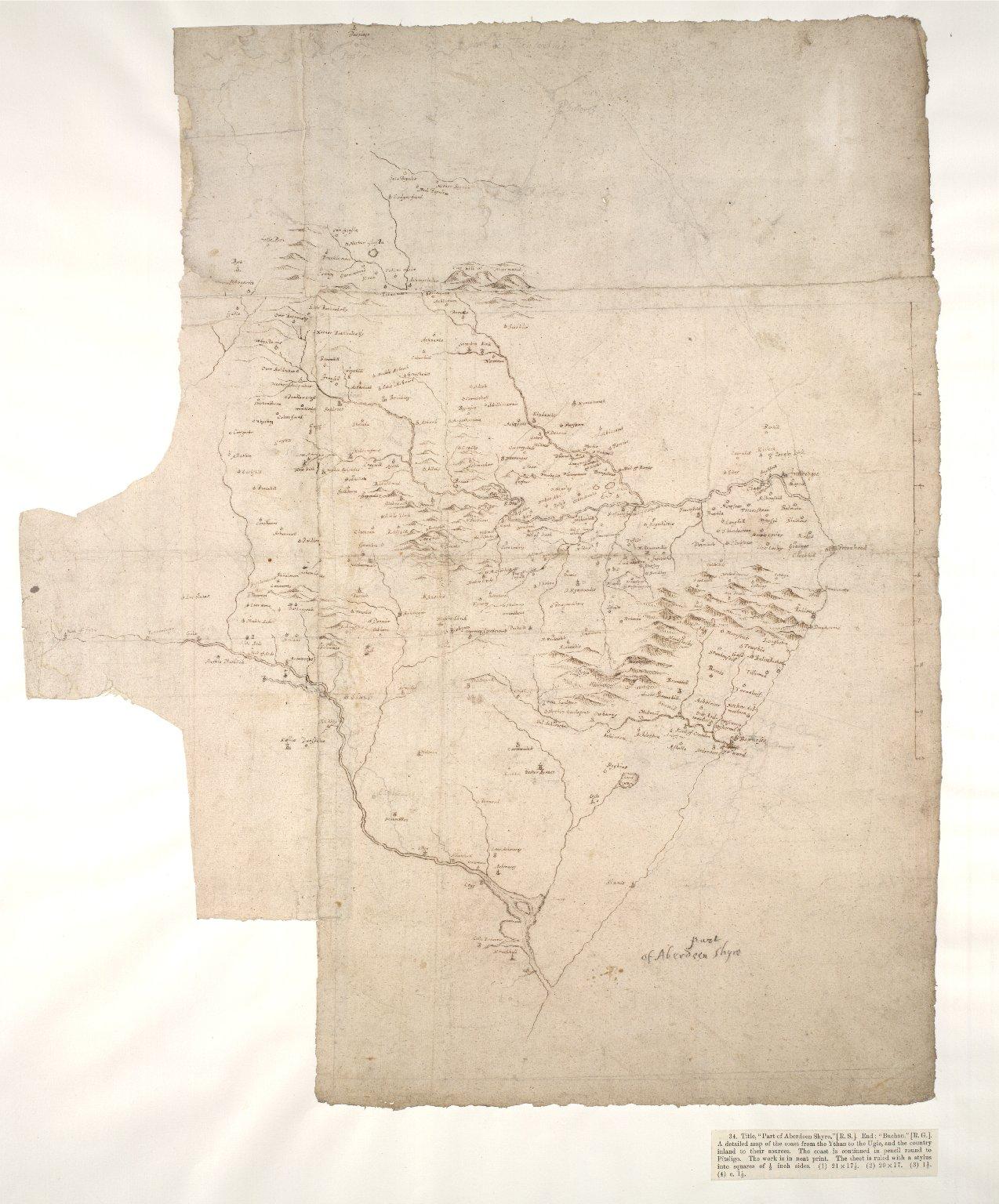 Part of Aberdeen Shyre [1 of 1]