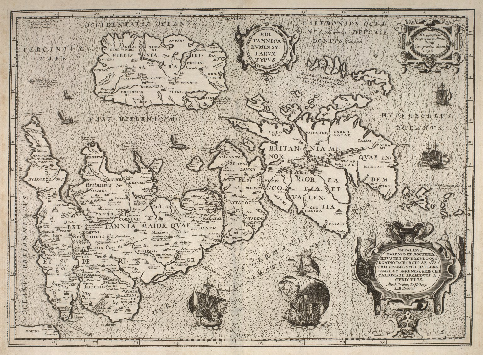 Atlas Scoticus, or a Description of Scotland Ancient and Modern. [010 of 259]