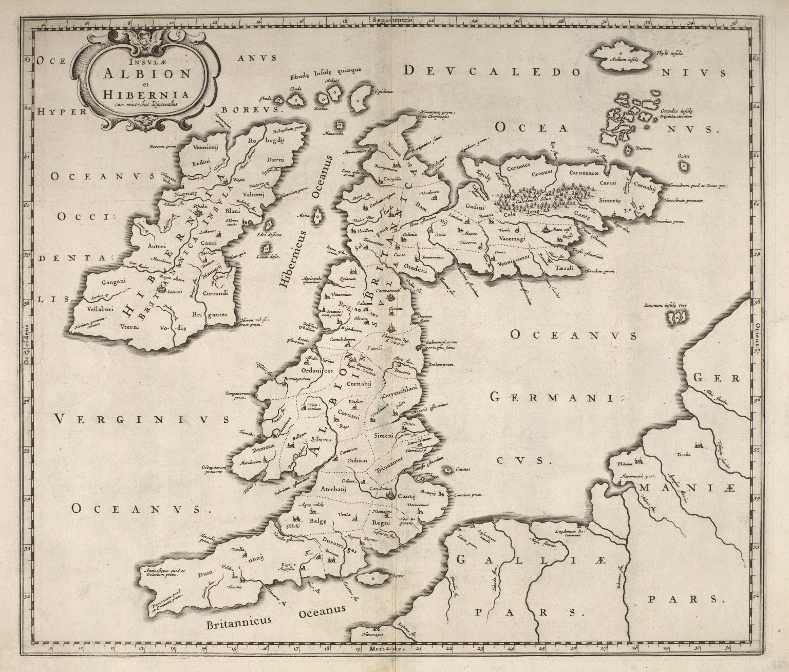 Atlas Scoticus, or a Description of Scotland Ancient and Modern. [011 of 259]