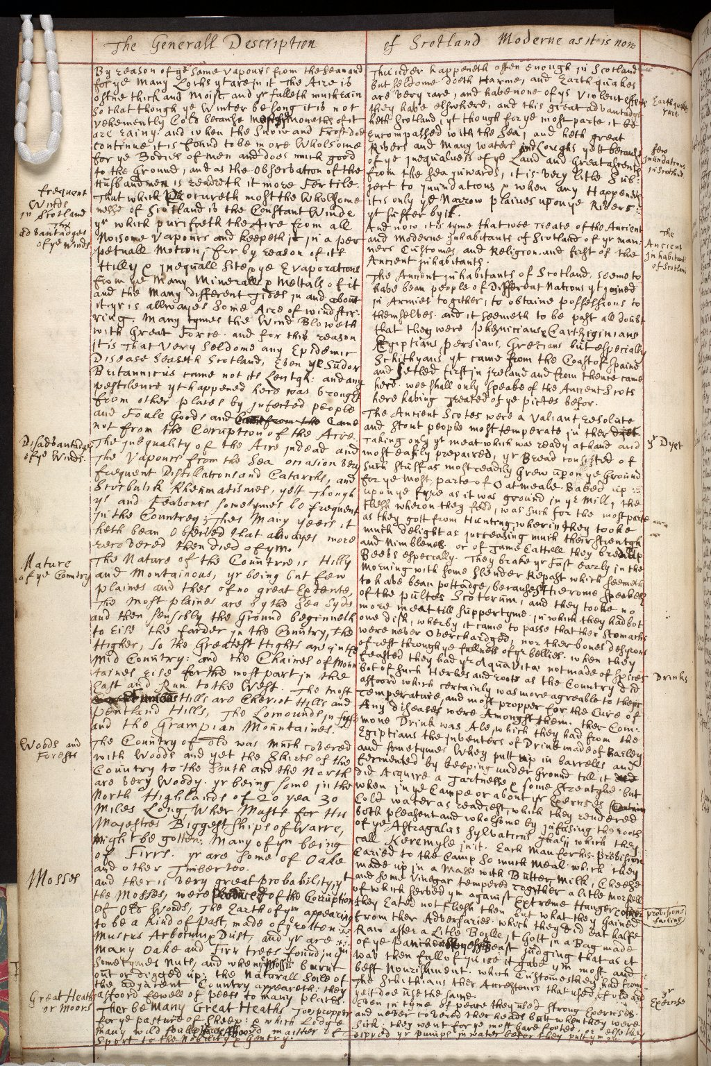 Atlas Scoticus, or a Description of Scotland Ancient and Modern. [023 of 259]