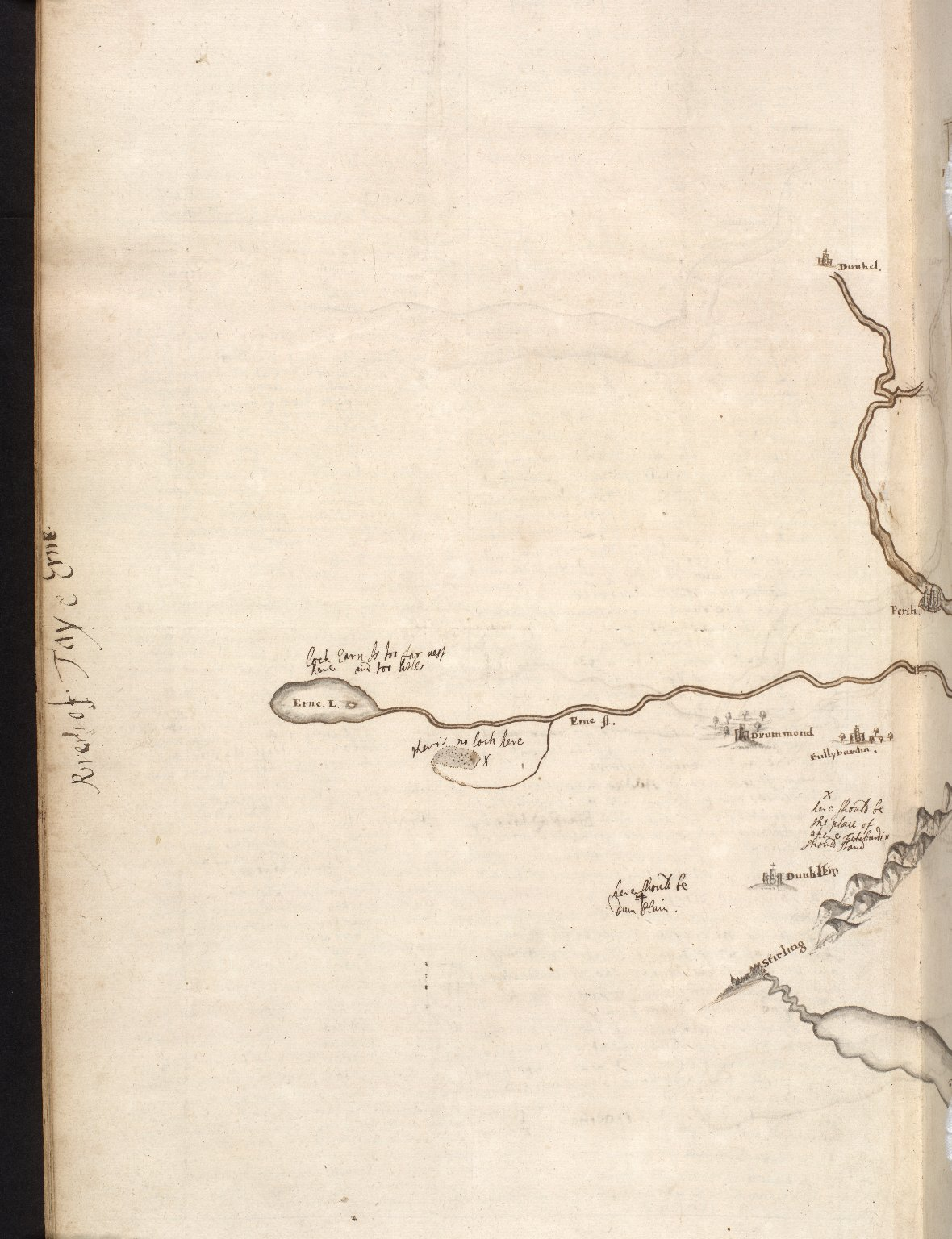 Atlas Scoticus, or a Description of Scotland Ancient and Modern. [036 of 259]