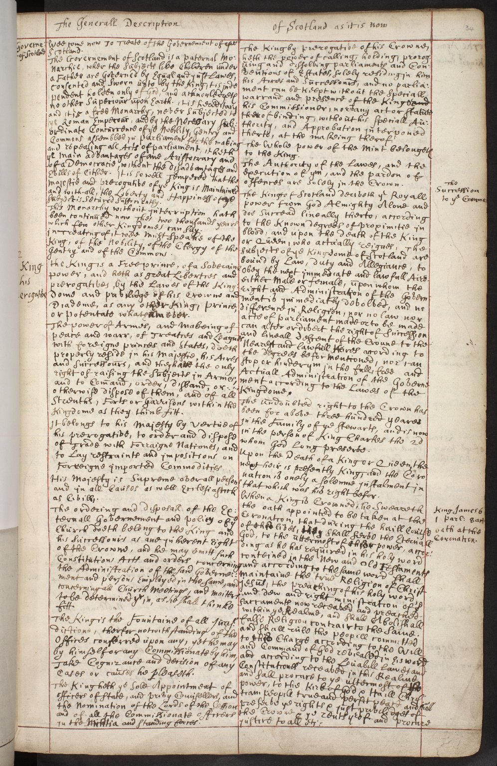 Atlas Scoticus, or a Description of Scotland Ancient and Modern. [048 of 259]