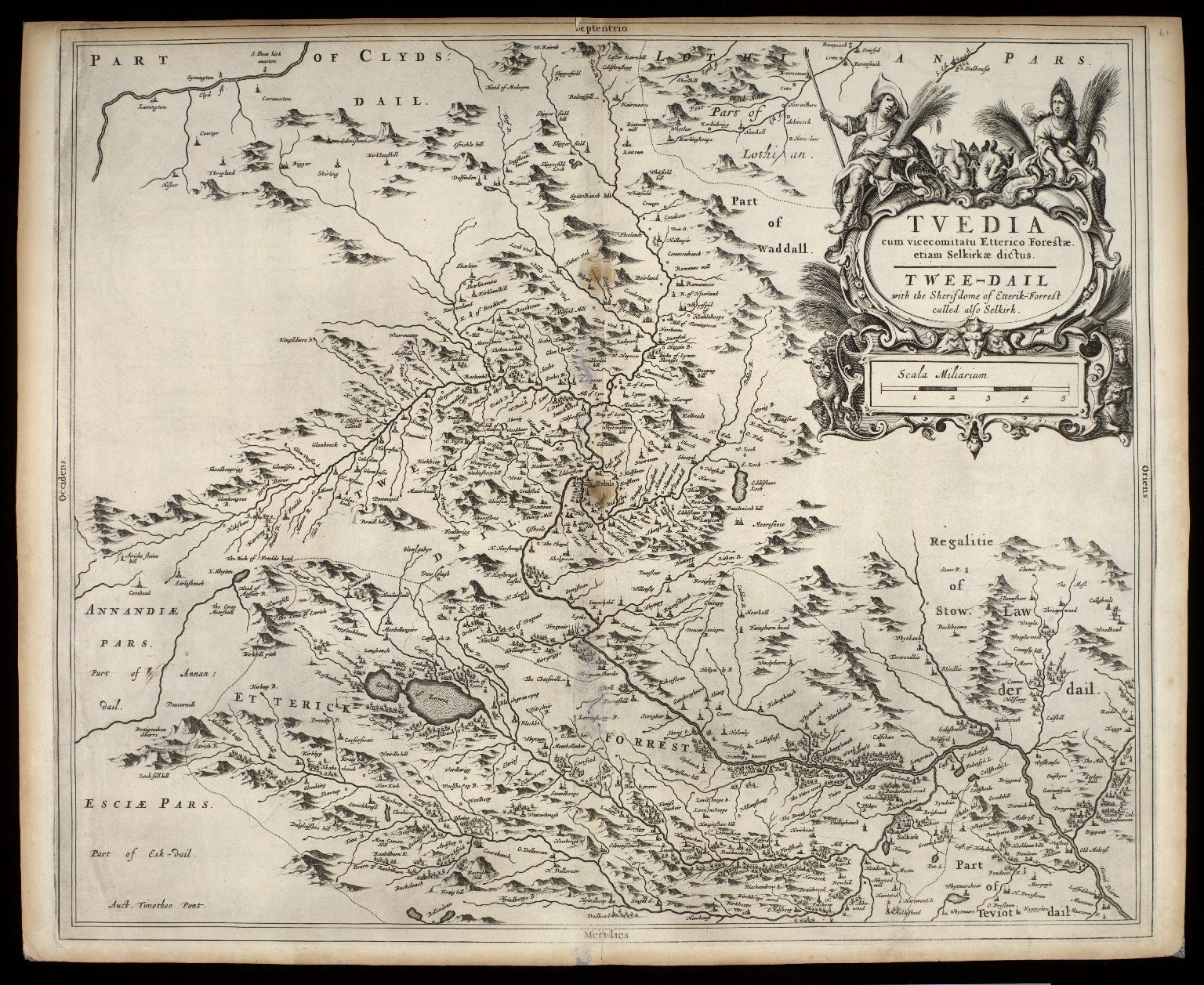 Atlas Scoticus, or a Description of Scotland Ancient and Modern. [085 of 259]