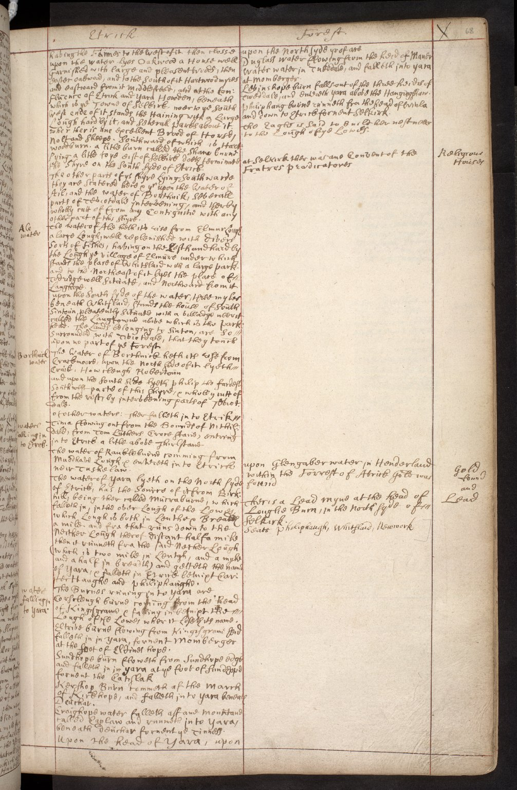 Atlas Scoticus, or a Description of Scotland Ancient and Modern. [093 of 259]