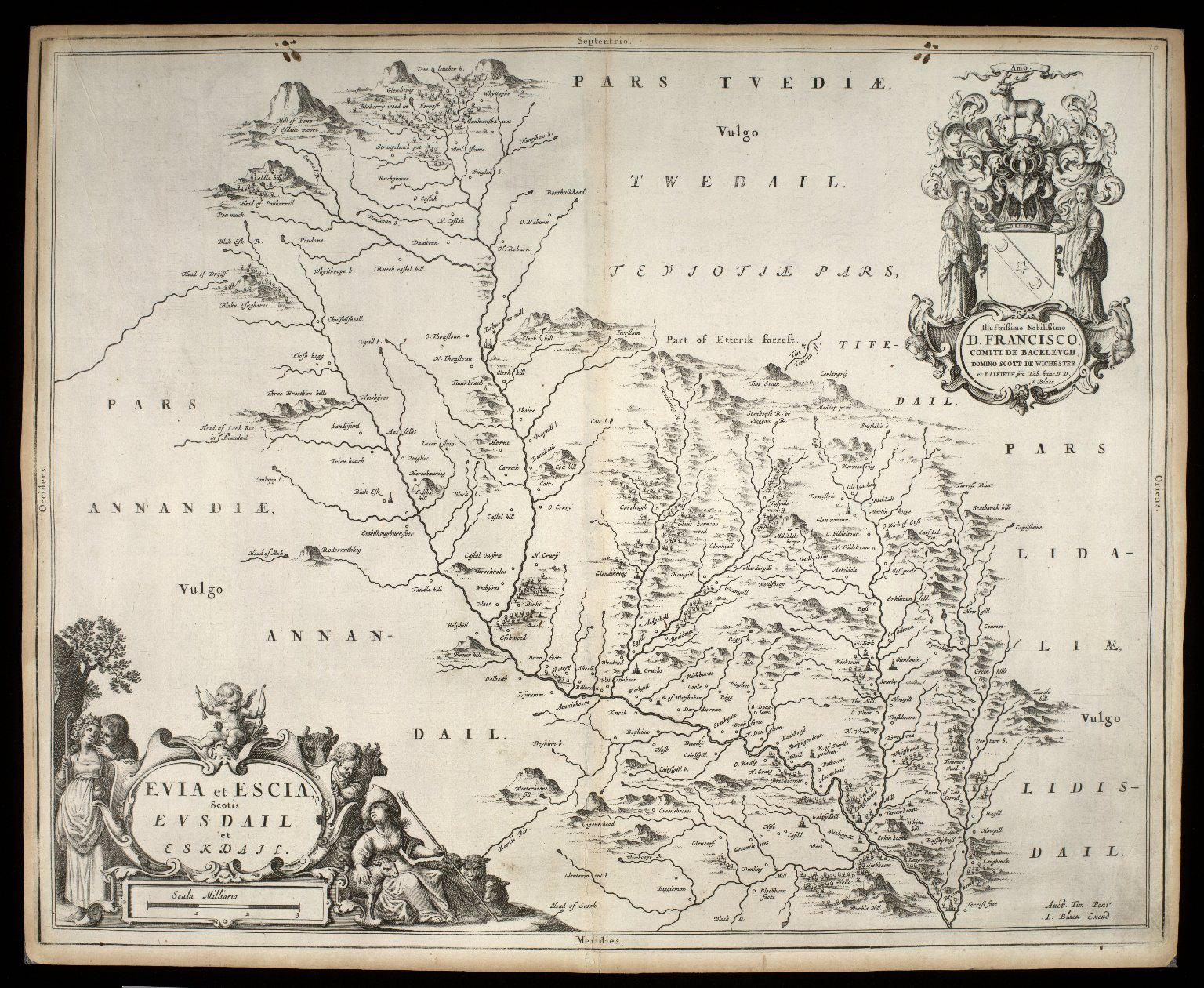 Atlas Scoticus, or a Description of Scotland Ancient and Modern. [094 of 259]