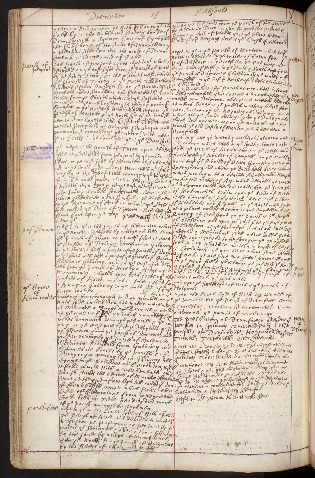 Atlas Scoticus, or a Description of Scotland Ancient and Modern. [102 of 259]