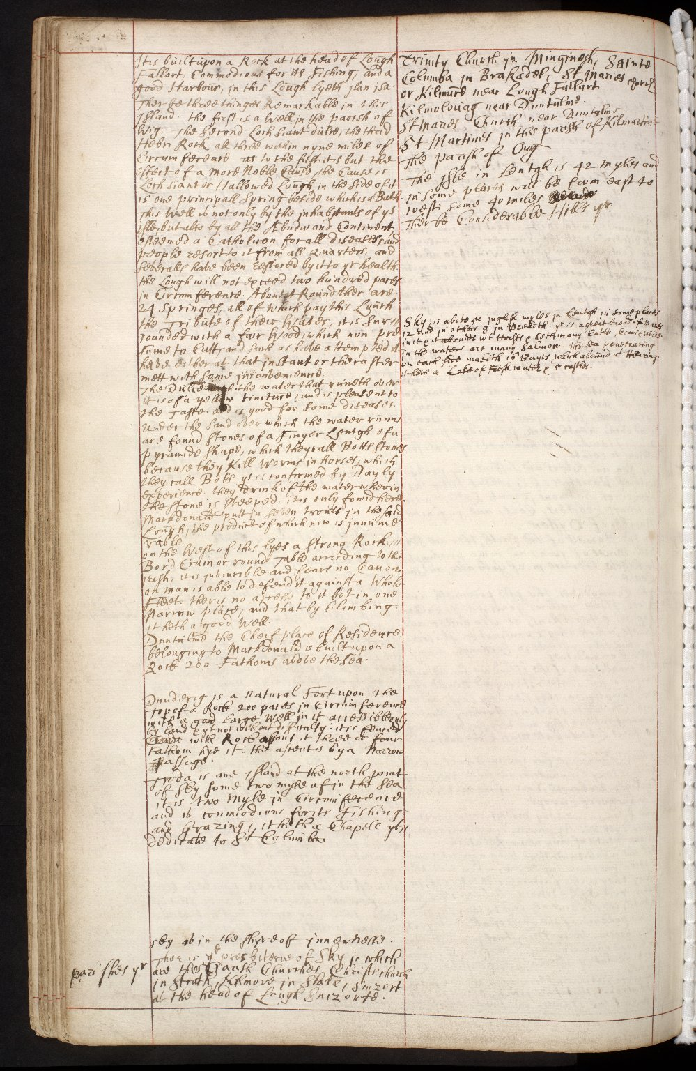 Atlas Scoticus, or a Description of Scotland Ancient and Modern. [223 of 259]
